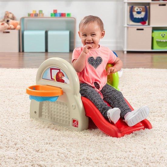 veilige glijbaan voor babys